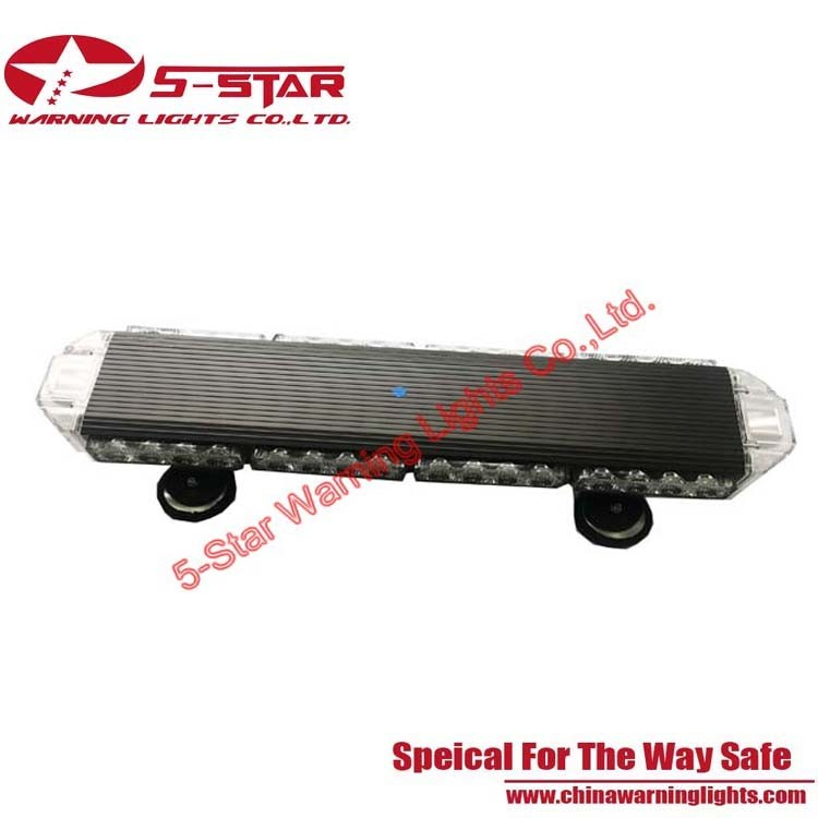 Super Slim 1W Police Ambulance LED Emergency Warning Light Bar