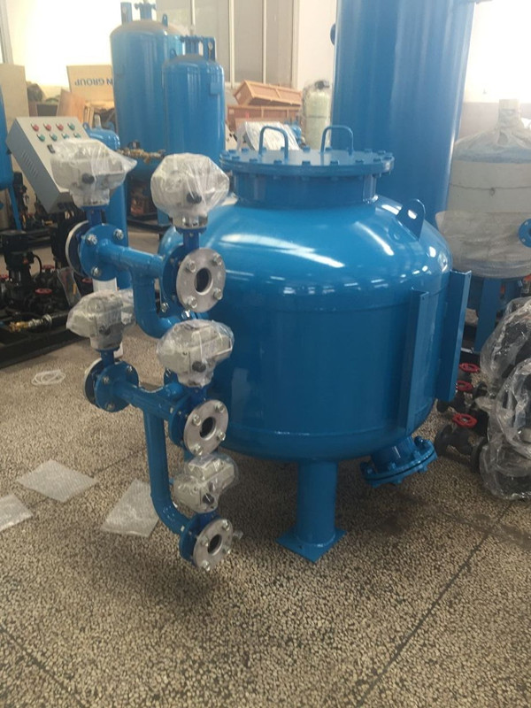 Circulating Water System Automatic Sand Media Water Filter (YL-SF-500)