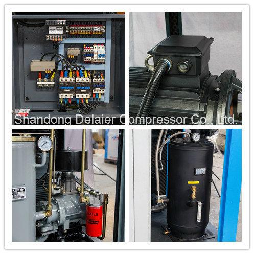 Dlr Energy Efficient Screw Air Compressor Screw Compressor
