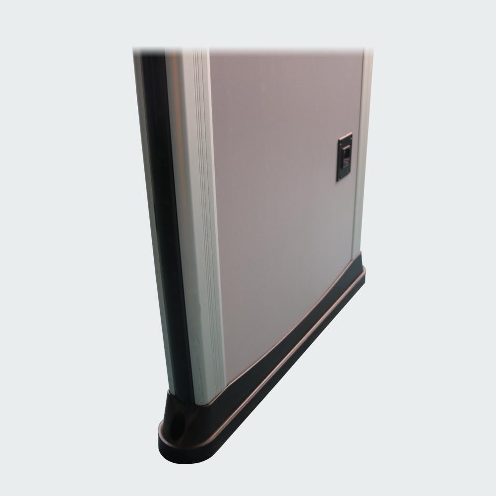 High Sensitivity 33 Zones Walk Through Metal Detector for Bar, School, Metro and Hotel.