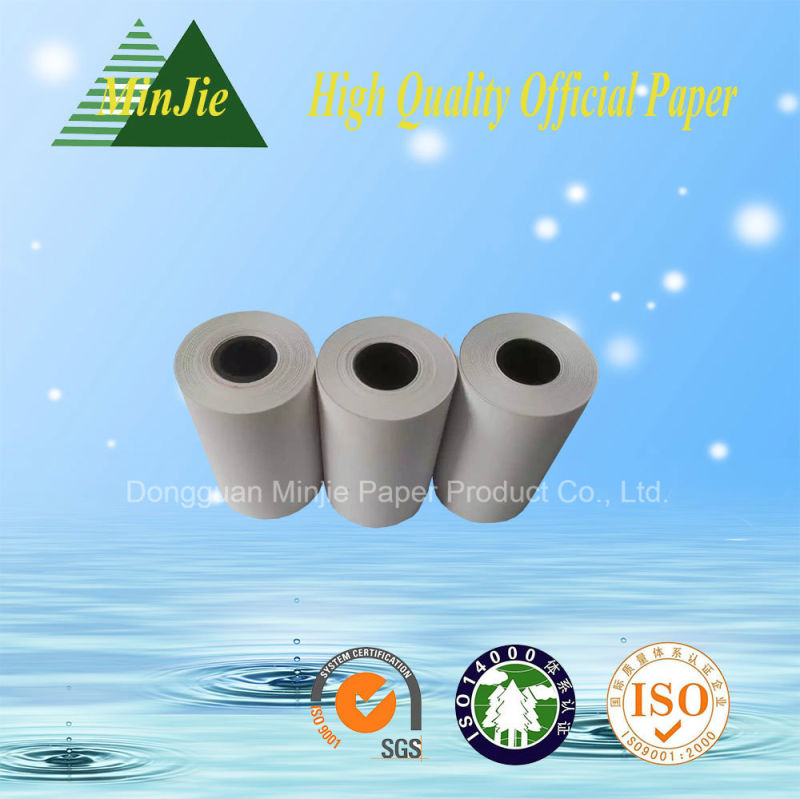 100% Wood Pulp Cheap POS Receipt Thermal Paper
