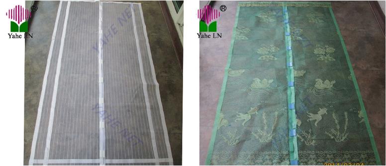 Velcro Mosquito Net for Windows&Doors Easy Install