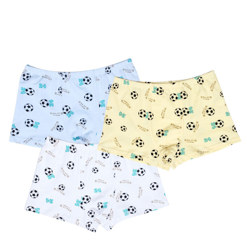 100 Cotton Boy Shorts Boxers, 10-15 Years Old Young Underwear Boy, Preteen Kids Underwear Sports