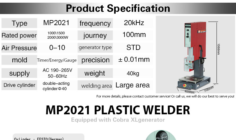 Welding Machine with High Quality
