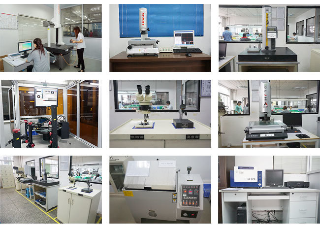 Aluminum Alloy Precision Die Casting Electronic Parts with CNC Machining