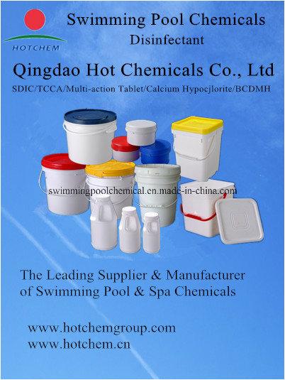 High Quality Dichloroisocyanurate SDIC (HCDI001)