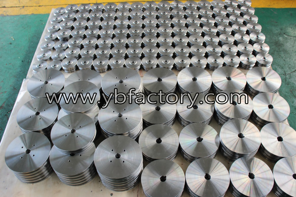 High Precision Customized CNC Machining Aluminium Pulley