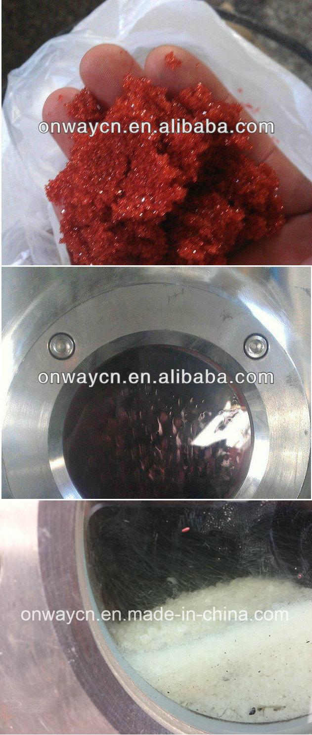 Stainless Steel Titanium Vacuum Film Evaporation Crystallizer Waste Water Salt Water Evaporator Evaporation