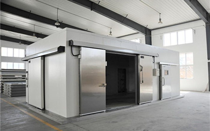 High Quality Cold Storage Project