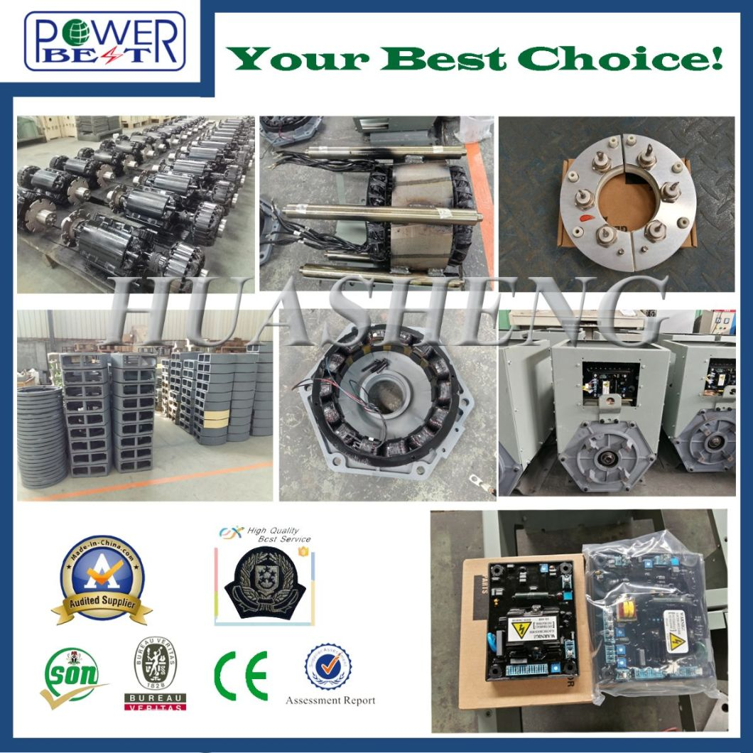 AC Dynamo Electric Brushless Stamford Generator Alternator