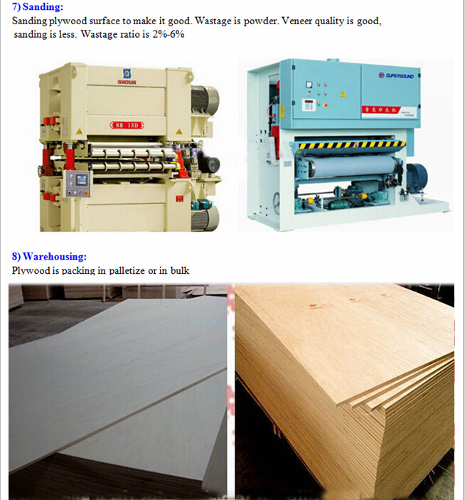 Plywood Making Machine