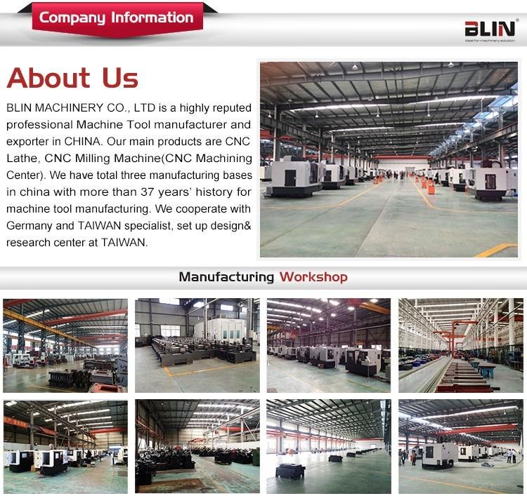 Bl-Q6130/Q6132 High Accuracy China Precision Small Mini CNC Horizontal Lathe Machine Price