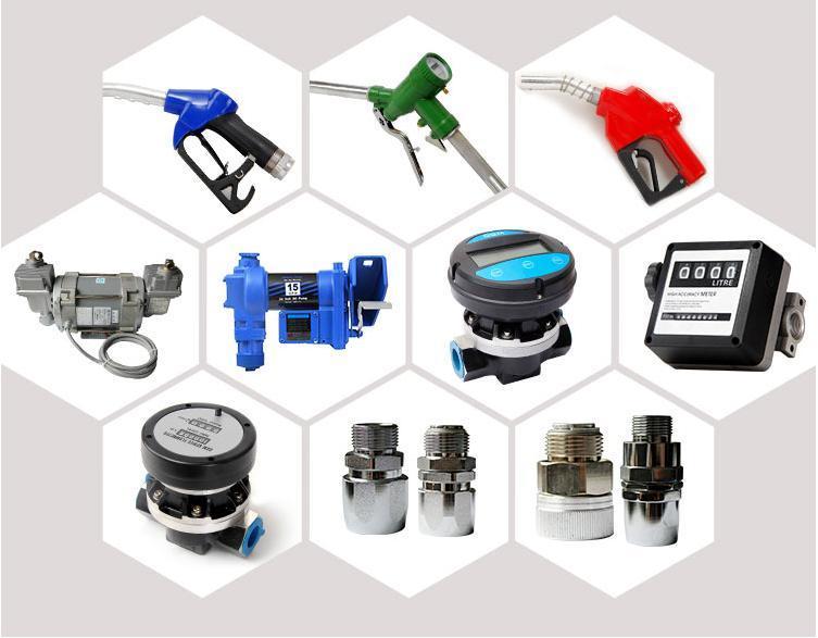 Manufacture Supply FM120 Mechanical Oil Meter, Diesel Fuel Flow Meters