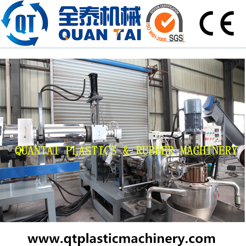 Tsj-65/150 Plastic Granulator with Two-Stage for PE, PP