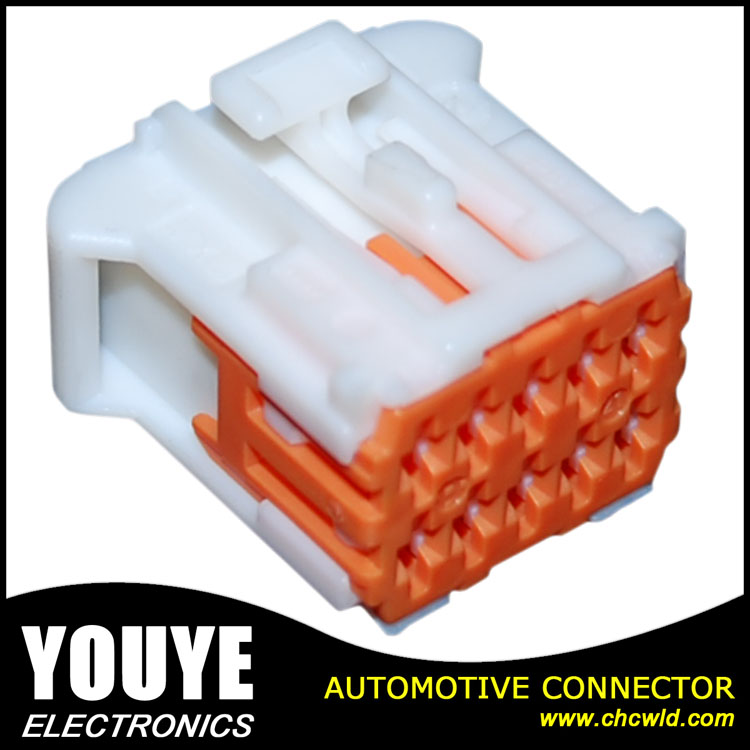 Hot Selling Molex 0988231010 (M) Pin Electrical Waterproof Male Female Cable Wire Auto Connector