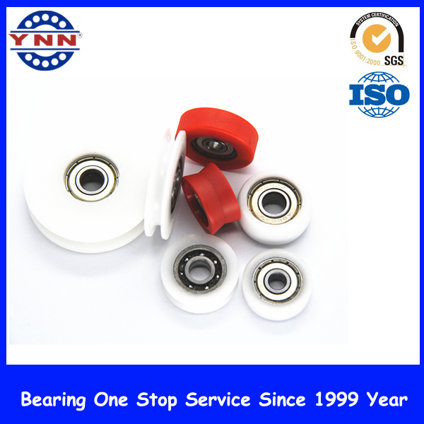 Multi Colorful Plastic Coated Deep Groove Ball Bearings