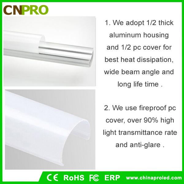 High Quality Microwave Sensor LED Tube Light