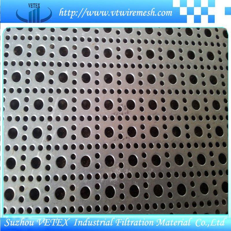 Supply High-Quality Punching Hole Mesh Sheet