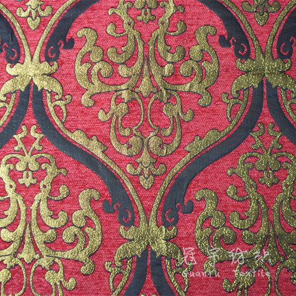 Upholstery Chenille Fabric for Home Textile