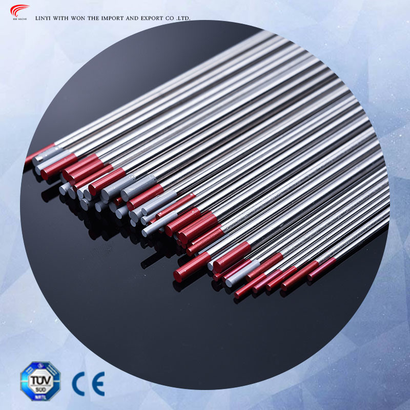 Tungsten Electrode with ISO 9001: 2000
