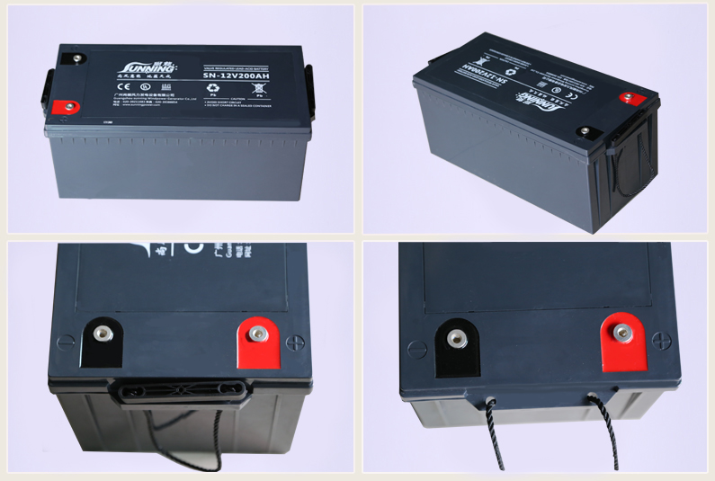 Lead Acid Battery for Wind Solar Hybrid System
