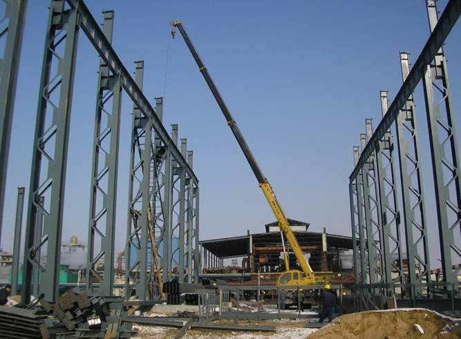 Steel Structure Accommodation Office (KXD-SSB1282)