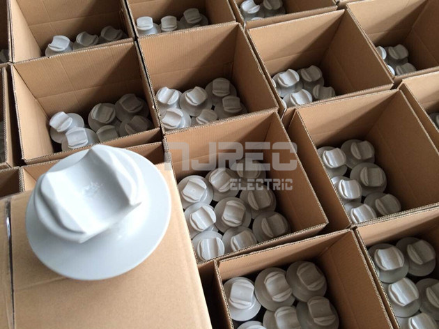 35kV High Density Polyethylene HDPE Pin Type Molded Insulator