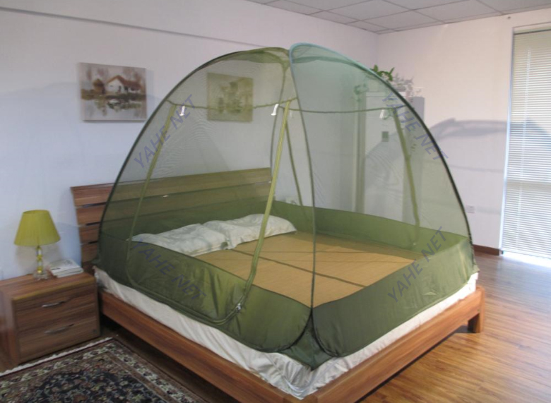 China Manufacture Outdoor Camping Tent Folded Mosquito Net