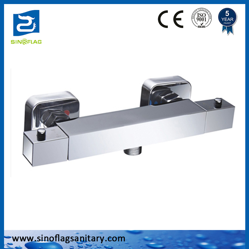 Thermostatic Mixing Valve Automatic Water Temperature Control Faucets