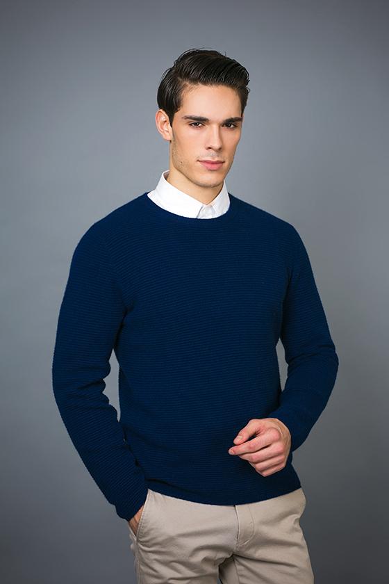 Men's Fashion Cashmere Sweater 17brpv068
