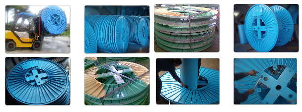 High Quality Wire Cable Rope Spool Reel