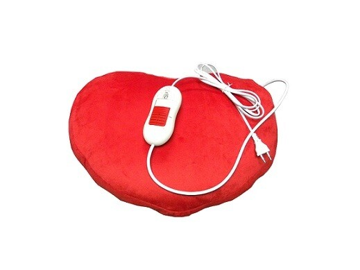 Factory Supply Heart - Shaped Heating Pad Heating Pillow