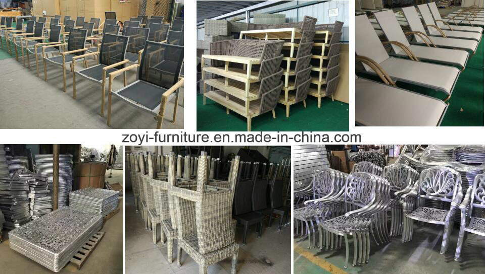 Promotional Garden Leisure Egg Shape Rattan Chair