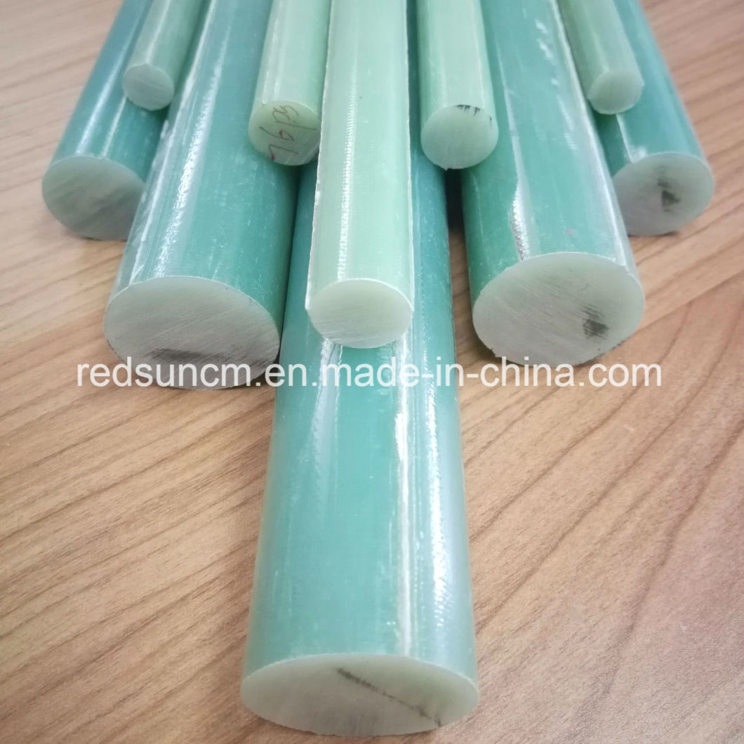 Good Quality Fr4 G10 Insulate Epoxy Glass Cloth Laminated Rod