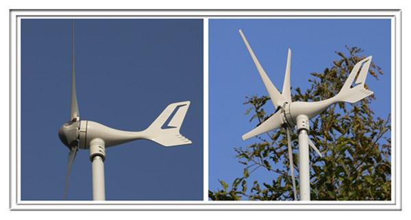 Aluminum Casting Manufacturer Tail for Wind Turbine