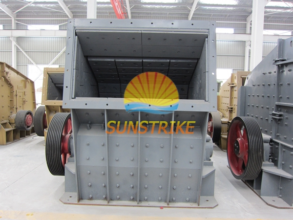 PF Series Stone Impact Crusher for Hard Stone Crushing