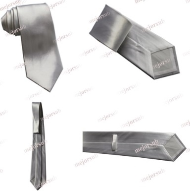 Wholesale Custom Printable Sublimation Blank Tie for Gifts