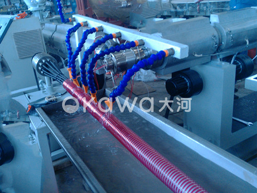 High Quality! ! ! Okawa Flexible PVC Pipe Hose for Electronic Wire