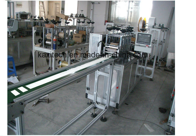 Disposable Non Woven Face Mask Machine