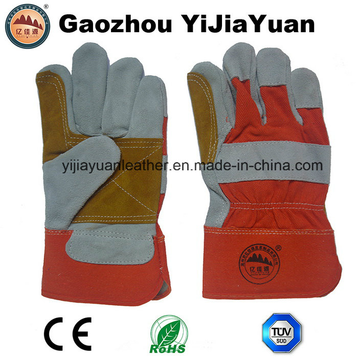 Anti Cutting Heat Insulationn Leather Working Gloves