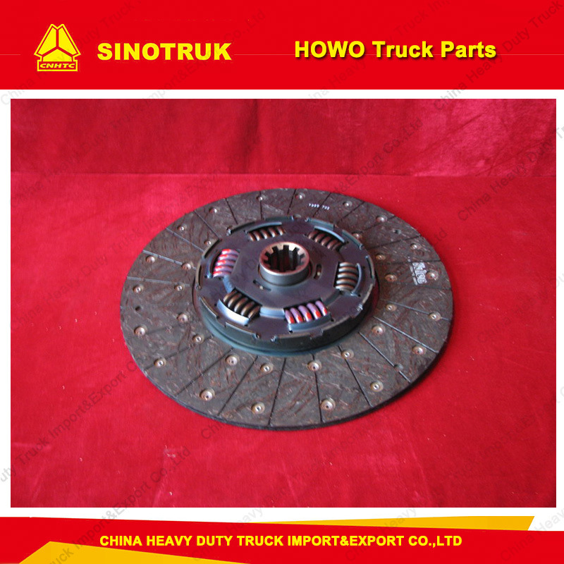 Sinotruk HOWO Truck Spare Parts 430mm Clutch Disc Wg9114160020