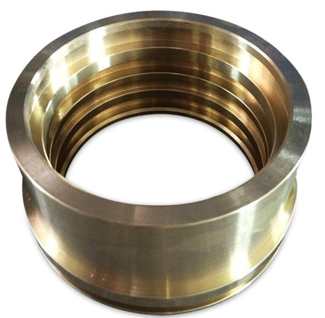 CNC Precision Machining Bronze Bushing Copper Bush