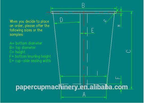 Good Price Insulating Paper Cup Machine
