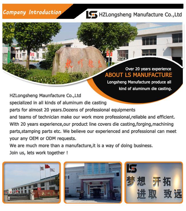Various CCTV Camera Aluminum Die Casting Housing Accessories