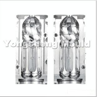 Opaque Plastic Bottle Blowing Mold