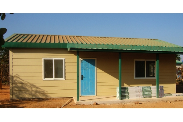 Good Insulation Prefab House for Accommodation