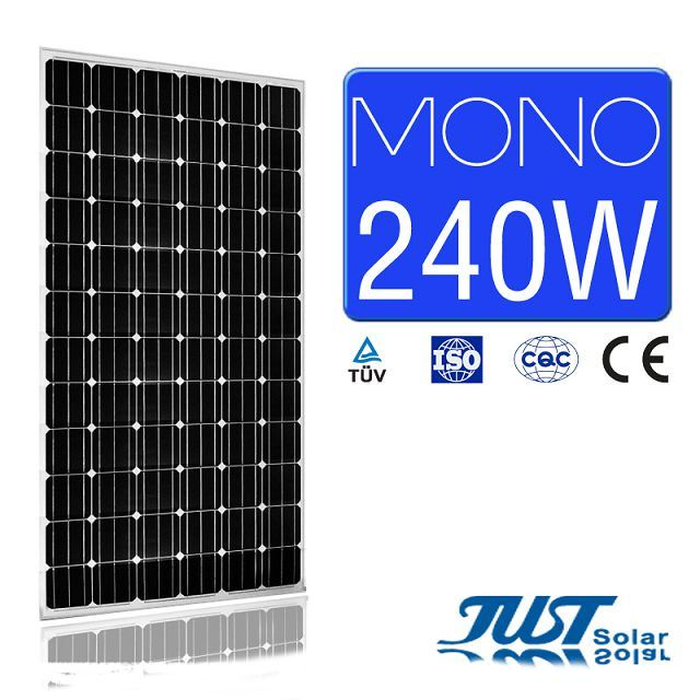 Cost-Effective 245W Mono Solar Panel Suitable for Asian Market