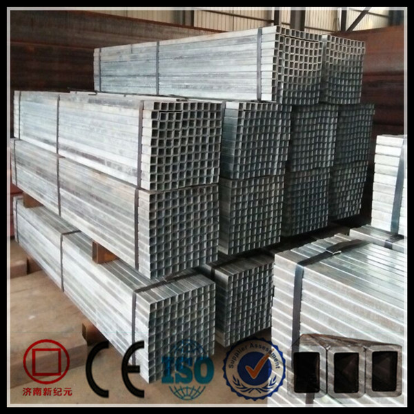 Good Quality Rectangular Steel Tube