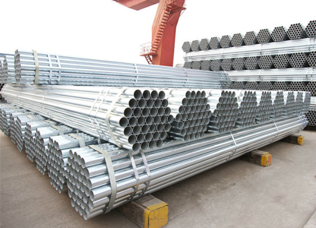 BS En 39 BS1139 Scaffolding Steel Tube with 48.3mm 1 1/2 Diameter