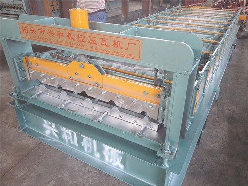 Roof Panel Trapezoid Forming Machine